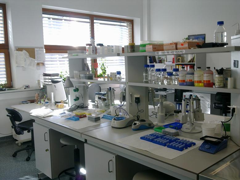 Ważne wyposażenie laboratorium chemicznego