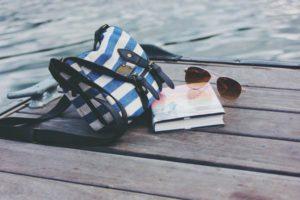 Materiałowa torba – worek na co dzień