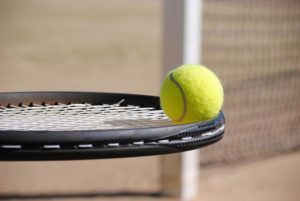 Nauka gry w tenisa