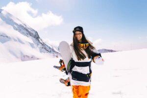 Najlepsze kurtki snowboardowe dla kobiet
