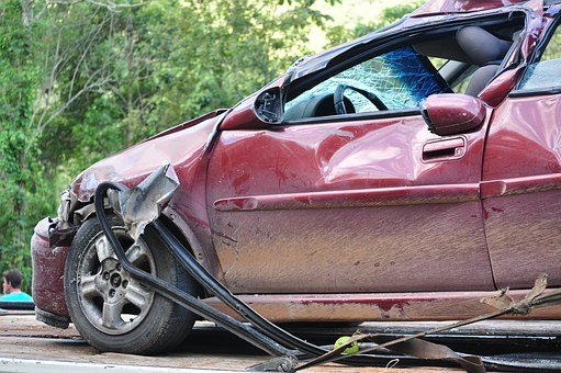 Wysokie odszkodowanie za wypadek samochodowy