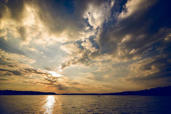Czy warto pojechać nad jezioro?