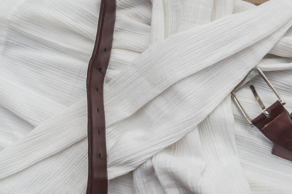 Zalety lnianej odzieży